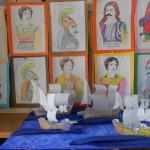 Οι Ήρωες και μακέτα της ελληνικής επανάστασης στη θάλασσα