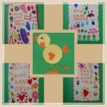 Κάρτες με ευχές για τον νονό και τη νονά